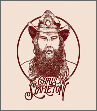 Artist Spotlight: Chris Stapleton- 'From A Room: Volume 1'