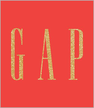 Gap Tabs T. Rex Deep Cut for Holiday Campaign